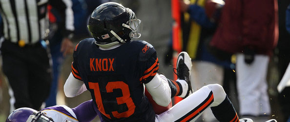 In spite of numbers, Knox a Ways to Go