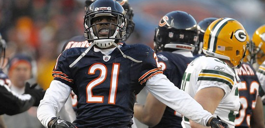 Bears Resign Special Teams Ace Corey Graham to 1-year Deal