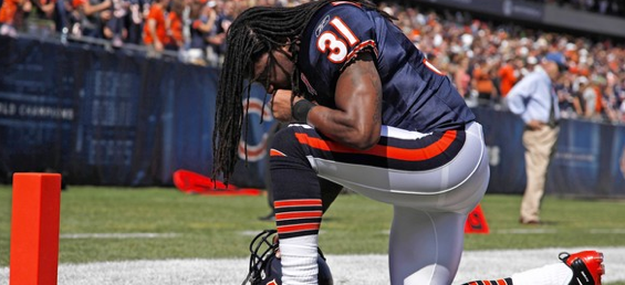 S Brandon Meriweather Expected to Start, Chris Harris Listed as Doubtful