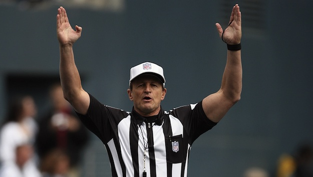 referee lockout ended relationship