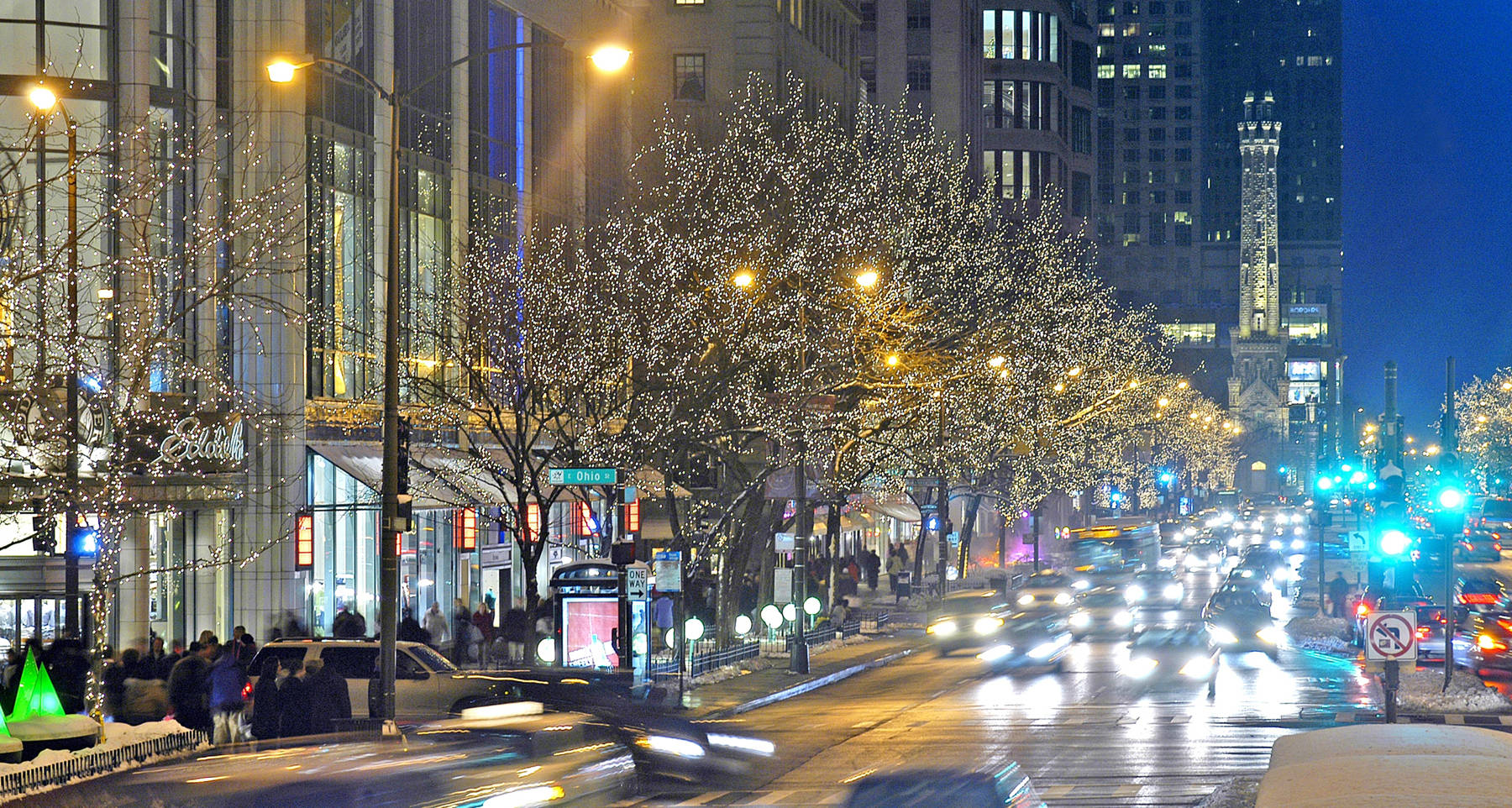 Christmas In Chicago Images.In The Christmas Spirit Top 5 Chicago Sports Moments On