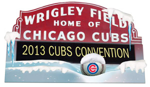 World Series Dreaming at the Cubs Convention