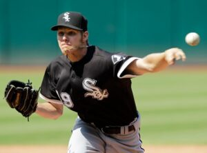 White Sox Ace Chris Sale resigned Thursday to a 5 year/ $60 million deal