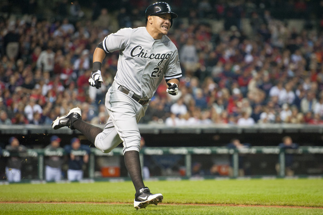 Avisail Garcia heads a list of promise young prospects due to make the 25 man roster.