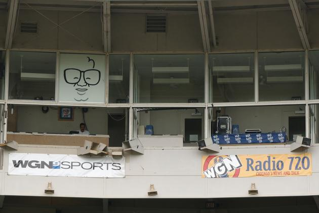The Cubs will move on from WGN-AM 720 starting next season.