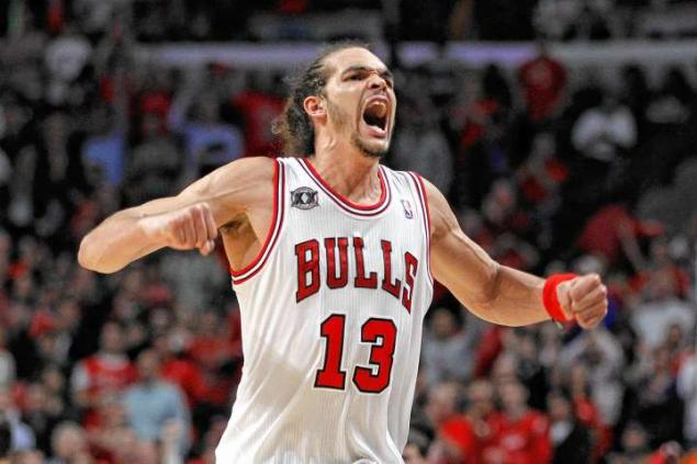 According to K.C. Johnson of the Chicago Tribune, Bulls center Joakin Noah has been named to the All-NBA First Team.