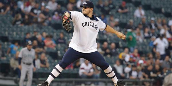Chicago White Sox rock throwbacks vs. Seattle Mariners