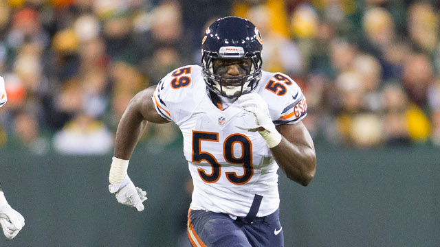 Chicago Bears linebacker Christian Jones is one of our most important players for 2015.