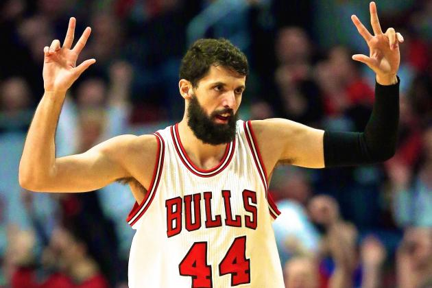 Second-year man Nikola Mirotic will look to shine in his new starting role.