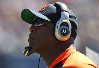 After further review, Lovie still irritating