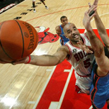 Bulls beat Thunder despite off night from Rose, Noah