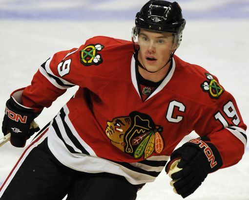 Captain Jonathan Toews Out Indefinitely for Blackhawks