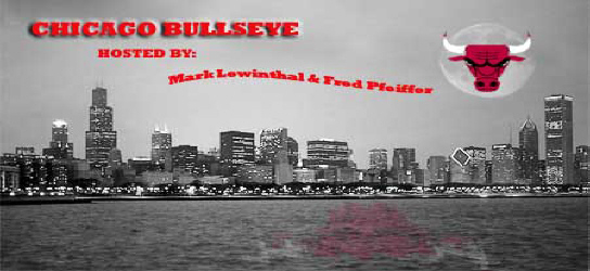 Chicago Bullseye – 151 – Bulls Pacing Themselves in the First Round