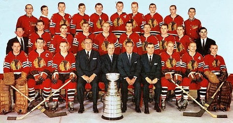 Chicago Blackhawks Time Capsule:Taking a Look at the 1961 Championship