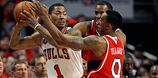 Chicago Bulls Now 1 Win Away From Eastern Conference Finals After Game 5 Victory