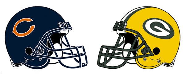 bears packers rivalry