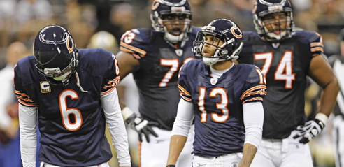 10 Observations from the Bears 30-13 Loss to the Saints