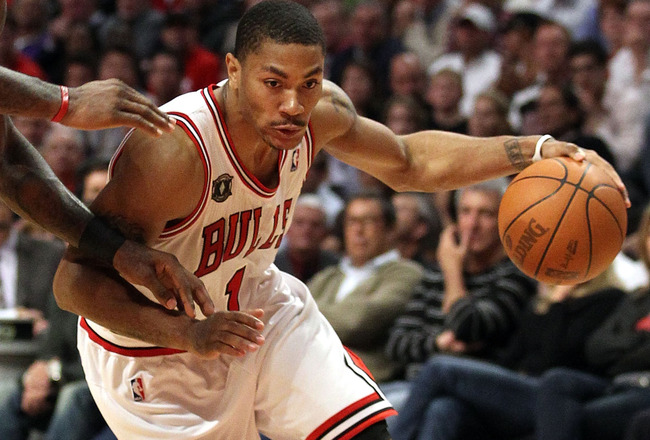 Derrick Rose and the Chicago Bulls will look to improve on the NBA's best record