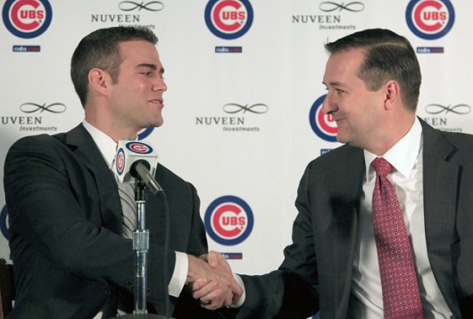 The Cubs ownership has trusted Theo Epstein to take the franchise in a new, positive direction, and for good reason.