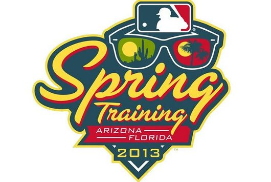 Spring Training 2013 Logo