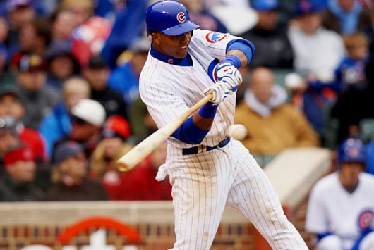 Starlin Castro is the face of the 2013 Cubs.