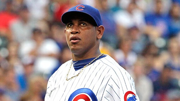 Carlos Marmol's Cubs career may be over.