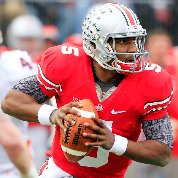 Ohio State quarterback Braxton Miller is an early Heisman favorite.