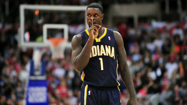 According to a report from ESPN Chicago, the Chicago Bulls have expressed interest in free agent guard Lance Stephenson.