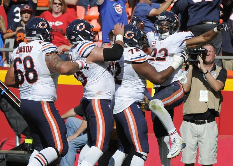 Here's how the Chicago Bears graded against the Kansas City Chiefs.