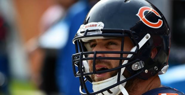 Kyle Long will play tackle in 2016.
