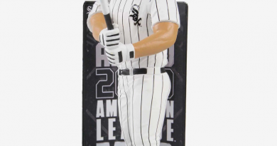 Jose Abreu AL MVP Bobblehead now available from FOCO